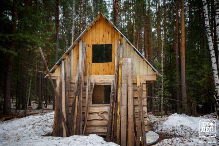 - ПРОФЛЕС - Томск - Деревянное домостроение 087